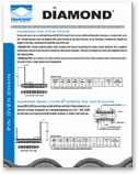 Diamond Pin Oven Spec Sheet
